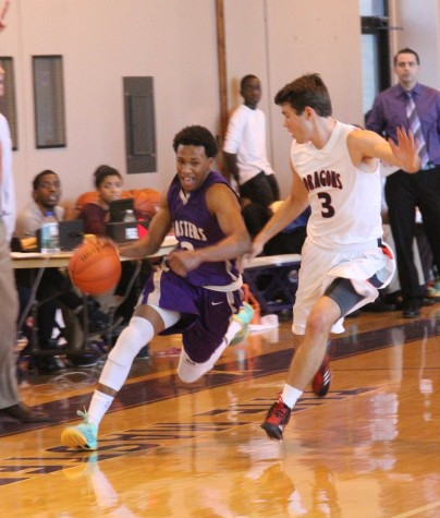 Boys' basketball obliterates the competition