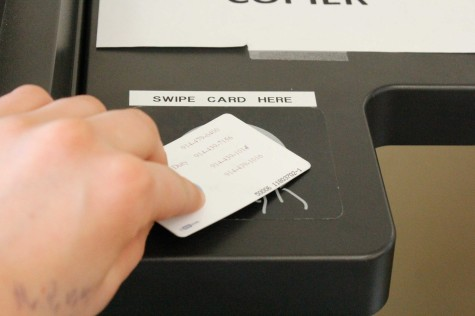New copier tracks how much ink and paper each student uses