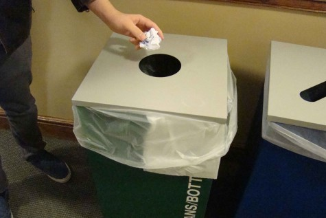 Recycling program gets trashed… at least for now