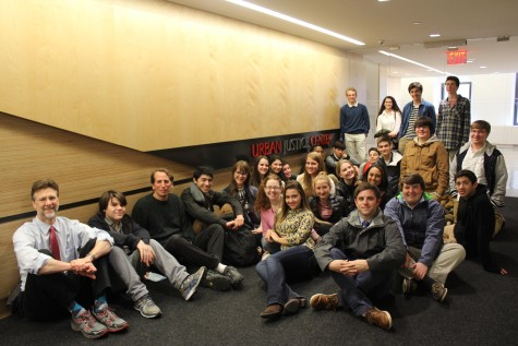 MUN Trips take Sophomores all over Westchester County and New York City