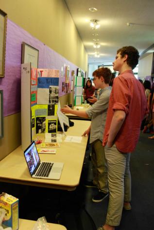 Freshman class presents City Project