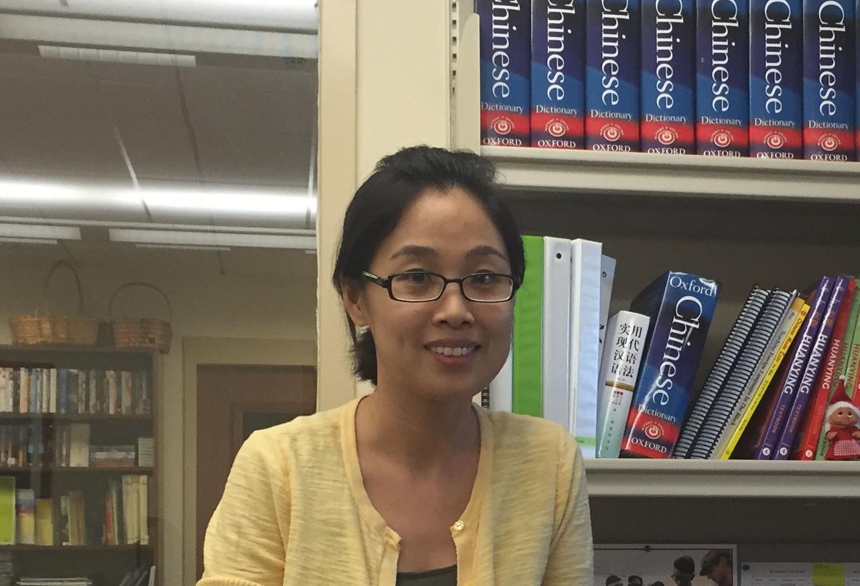 Meet Masters' Newest Mandarin Teacher