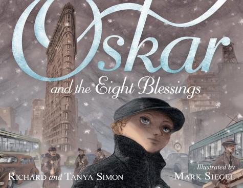 Simon's award-winning book inspired by daughter's curiosity