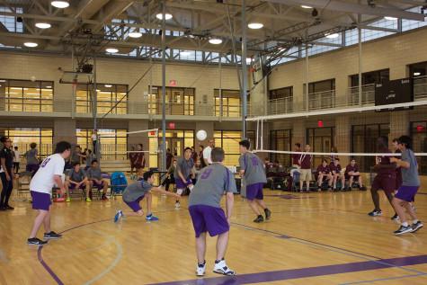 Boys' Volleyball Team Bounces Back