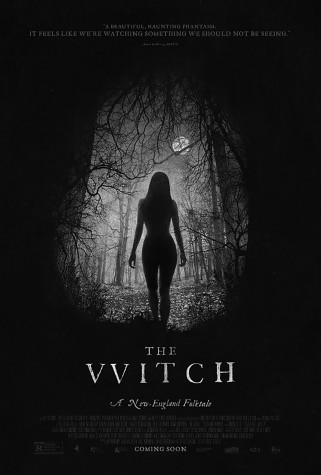 The Witch Casts Spell on Viewer
