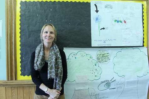 Science teacher Mary May brings experience from abroad