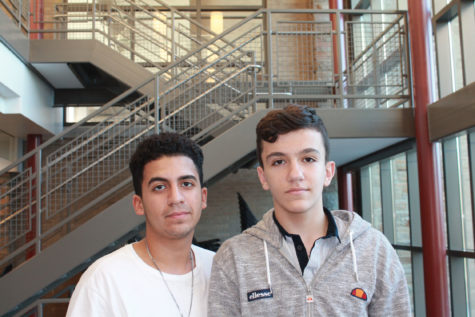 We asked two juniors, Jaiden Feliciano and Petar Janicjevic, questions about the upcoming election.   Question: How do you think social media has influenced the election? Answer: