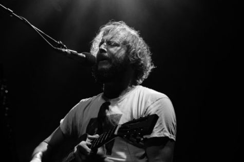 "SINGER-SONGWRITER- JUSTIN VERNON hits the top of the charts with his #1 album, ""22, A Million."""
