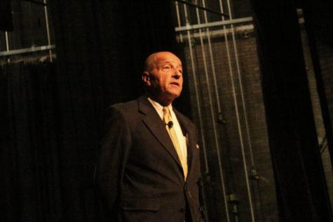 Holocaust survivor moves school during Matters of Spirit