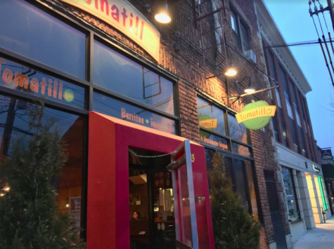 Tomatillo: more than a taco place