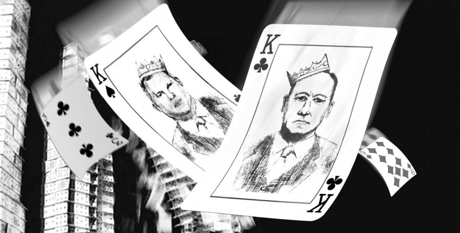 Harvey Weinstein Scandal Topples Hollywood's House of Cards