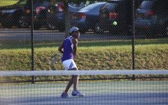 Girls Varsity Tennis switches from spring season to fall season