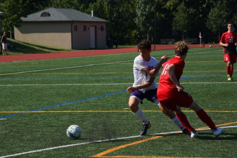 Boys' Varsity Soccer Looks To Repeat Previous Year's Success