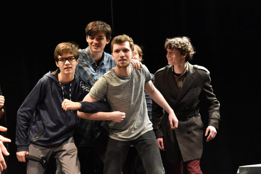 Salty Dogs takes to the stars; produces