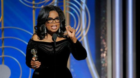 Golden Globes becomes the site of political activism