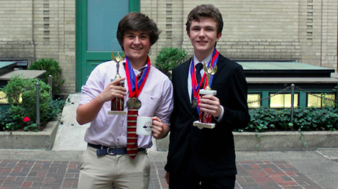 Masters Debate Team finds success at recent tournaments