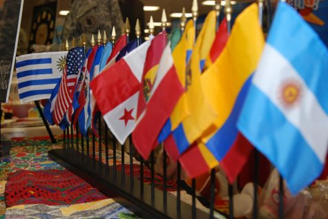 Latinos Unidos unites Latin American cultures at Masters