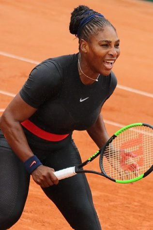 Serena Williams Slams Sexism against Female Athletes