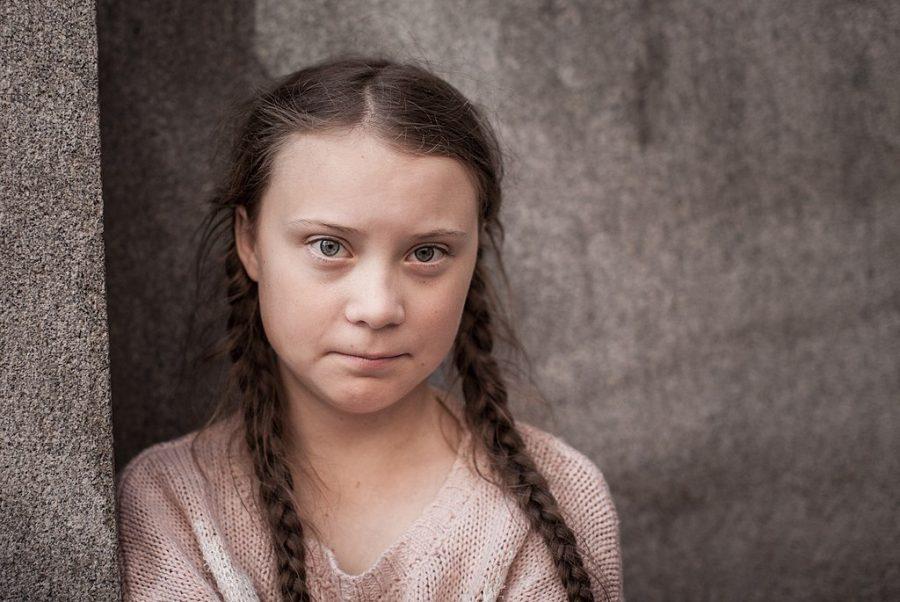 Greta+Thunberg