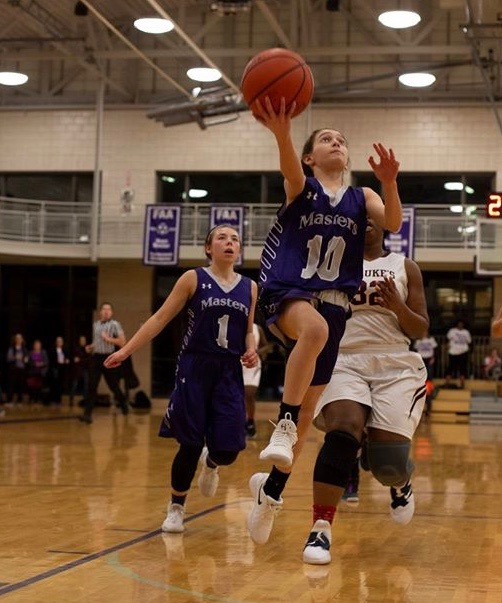 Intense practices produce on-court success for girls' varsity basketball
