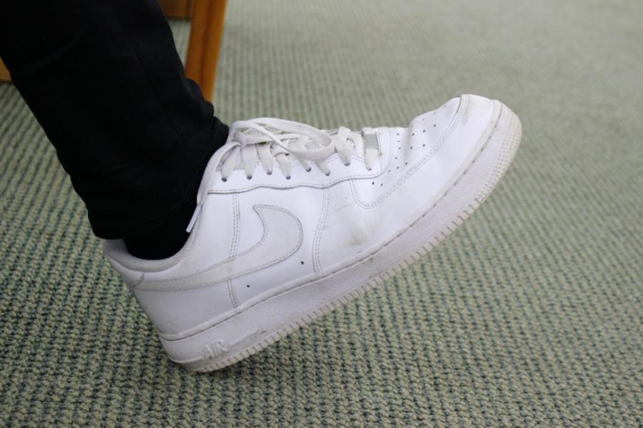 The White Sneaker Craze