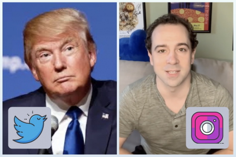 Actor Rob McClure accused President Donald Trump of lying after the president tweeted this past weekend about the Democrats omitting the words
