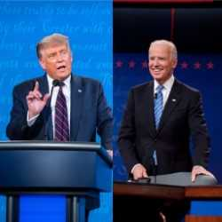 President Donald Trump and former Vice President Joe Biden engaged in the first presidential debate on Tuesday, Sep 29. The debate quickly turned disastrous though as Trump consistently interrupted both Biden and the moderator, Chris Wallace.