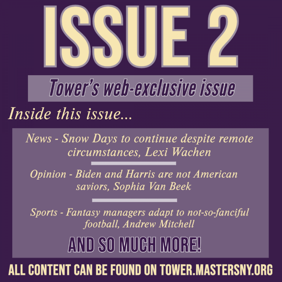 Tower launches Issue  2