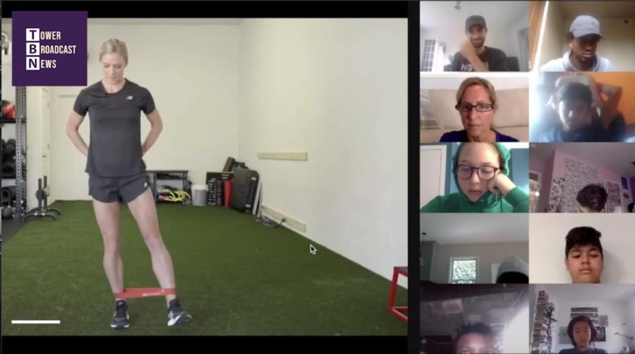 Fall sports go virtual