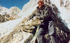 Laura Danforth climbed to the base camp of Mount Everest in her late 20s. This climb was part of a solo round-the-world trip that ultimately taught her the enduring importance of building community.