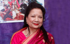 Kamala Cesar, the Founder and Artistic Director of Lotus Music and Dance