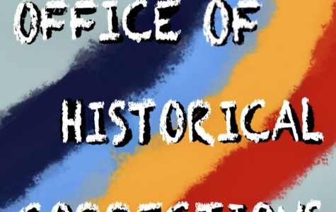October: The Office of Historical Corrections