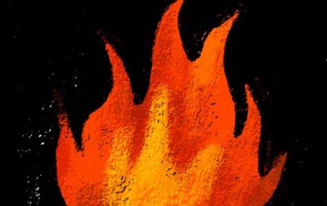 December: A Burning