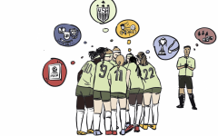 ALTHOUGH SOCCER IS A sport built on collaboration between teammates, individual incentives tend to take priority in a team setting. Schlossman believes players tend to become distracted by outside motives rather than play the game for enjoyment. At Masters, Schlossman finds that unlike her club team, her fellow teammates play for the fun in the game.