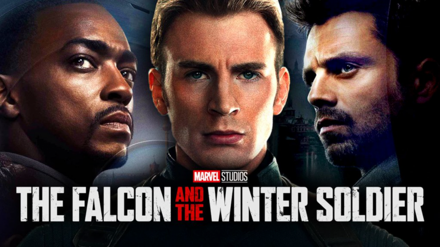Anthony Mackie and Sebastian Stan star in Marvel Studios