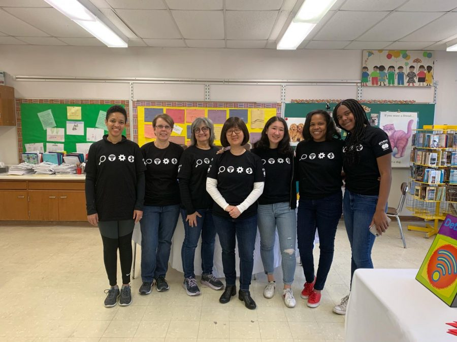 Camille Smith '22 is involved in a number of community service initiatives through the Mid-Hudson Valley Chapter at Jack and Jill, an African-American organization that strives to bond children and families through leadership development and volunteer work.