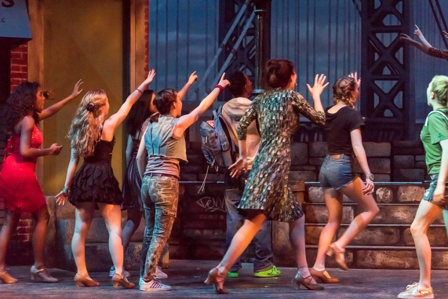In the Heights or In the Whites; What responsible casting should look like at Masters